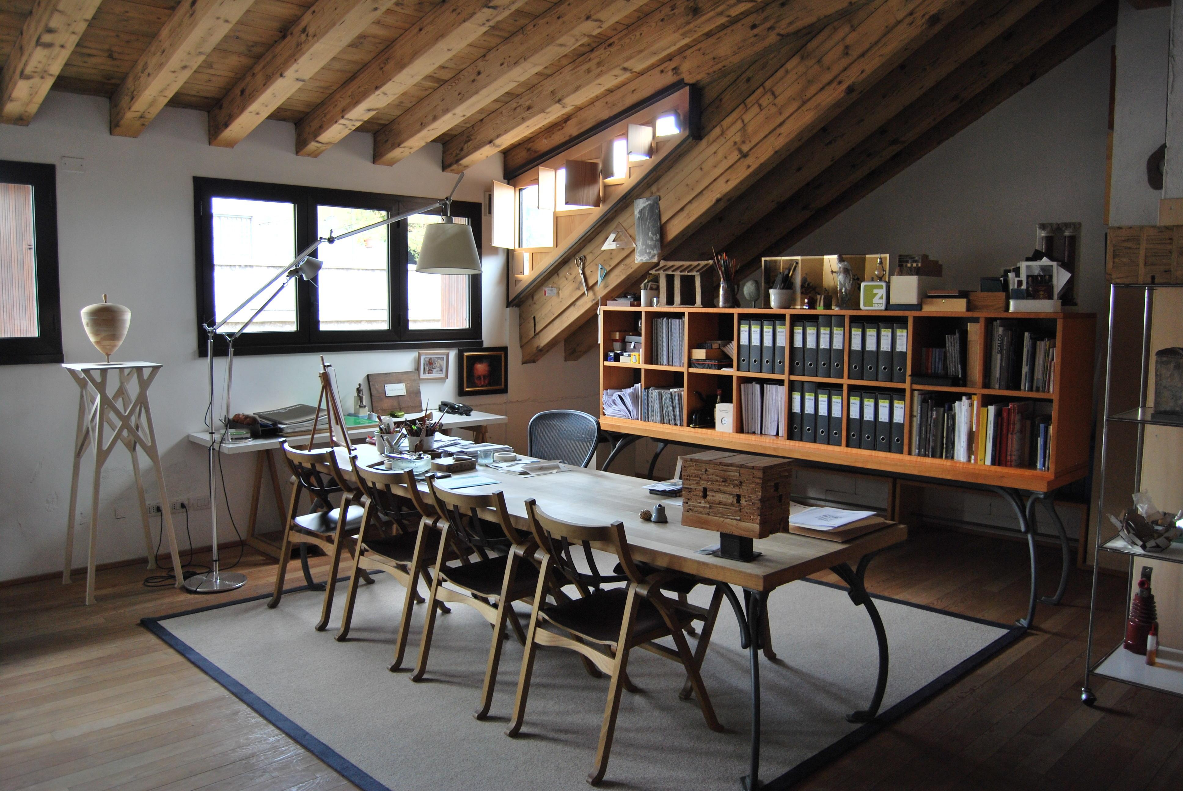 Salone 2011 visita allo studio michele de lucchi unlimited for Lampadari per studio