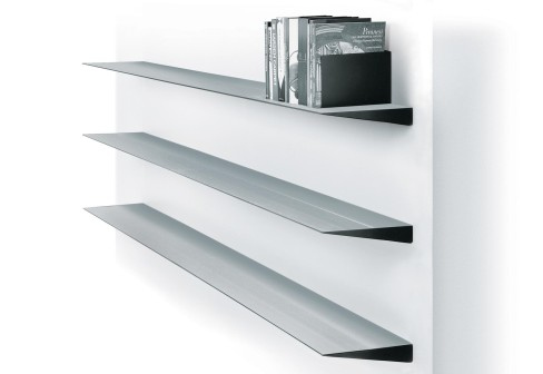 Salone 2011 wogg unlimited for Mensole in alluminio